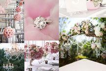 """ślub motyw """"róż wiosna"""""""
