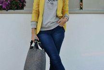 outfit primaverile