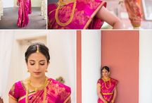Best South Indian Bridal Look / Stunning Board for Best South Indian Bridal Look