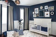 Quarto de menino / Inspirações de decoração para quarto de menino.