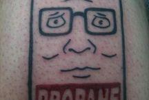 Tattoos / by David Tsiklauri