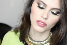 Makeup made by me / Hi Guys! I am a professional makeup artist and I want to share with you some of my makeup looks. Kisses!:*