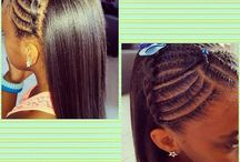 Protective styles for kids