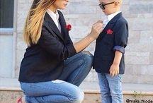 мама-сын