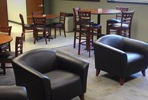 Take a Break / Breakroom. Hospitality. Create a social space to work on that crucial #teambuilding!
