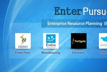 EnterPursue - ERP for various Industries