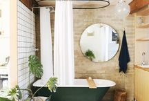Zen Bathroom / by Clinton Kelly