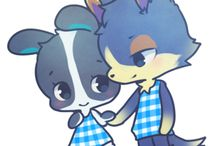 ACNL- Animal Crossing New Leaf / Animal crossing illustrations and merch!
