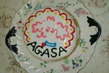 cake / dog cake