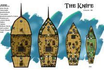 D&D Ship Maps
