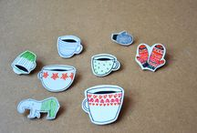 Broches / by Sarah & Sophie