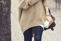 Over sized Knits