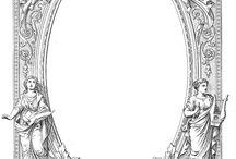 obrazové rámy