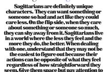All About Me / Sagittarius  / by Judy Flynn