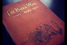 Boer War Books / List of books relating to the Boer War