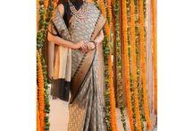 Aakriti- Exquisite Handwoven Sarees by Meena Bazaar