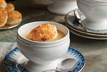 Soups On! / Heart warming favorites that make you feel warm inside on a cold winter's day.