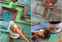 Painting Crazy! / by Shirley Gambero, Designer/Dressmaker, Sewing Instructor