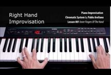How to play piano by Pablo Arellano