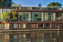 House on Water / Floating homes