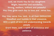 daughter prayer