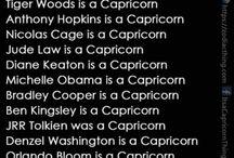Choose a Capricorn