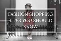 Fashion Shopping Websites