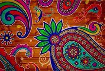 Türk işi motifleri
