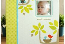 baby keepsake memory book