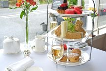 Full Afternoon Tea at The Airds! / Where better to enjoy a treat then at The Airds - meet old friends or new over a Strawberry Afternoon Tea!