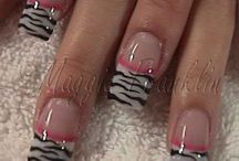 *Nailz♡Obsession* / Nailz, nails, & more nails!!! Every female needs some nail tlc...this helps u get great ideas of different ways to do ur nails artificial, real & gel manicures! / by Ashley Mae💋
