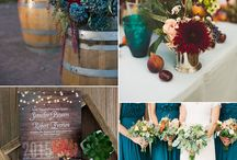 Wedding Colors - Teal / Aqua / Tiffany Blue / Turqoise