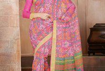 Captivating Cotton sarees