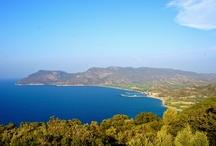 Amazing Landscapes / Wonderful landscapes from southwest Turkey. A small Peninsula with big magic