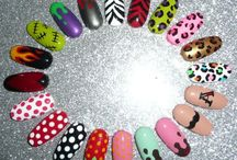 Nails, nails, pretty nails!! / by Carly Valdez