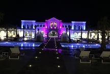 ANEMOS RESORT CRETE / ARCHITECTURAL LED LIGHTING by BARIS LIGHT & TSAKIRELIS LIGHTING with HERCULES FIXTURE