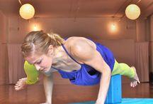 yoga με βοηθήματα