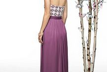 Lela Rose Spring 2014 / New designs for Spring by Dessy.com available at mirellas.ca