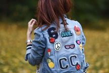 jaquetas com patches