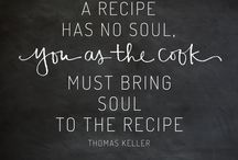 Culinary Quotes