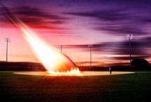 Meteoritos podem estar a caminho da Terra