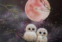 owls for sara
