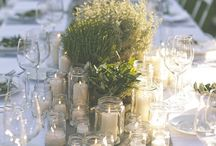 Wedding Tablescapes & Centerpieces