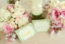 Place Cards by Floral V Designs