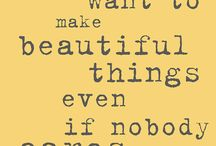 Quotes That Speak to my Heart