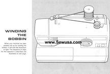 MG Sewing Machine Help J1980