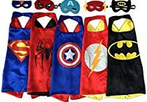 Superheldenkostüm