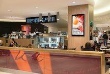 Restaurant Digital Signage Solution