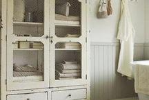 Rustic wardrobes