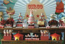 Festa Circo Retrô